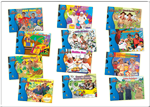 Sing & Read Variety Pack