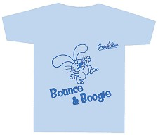 Bounce & Boogie T-Shirt Blue