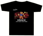 Dance with your Teddy Bear T-Shirt