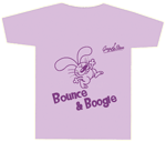 Bounce & Boogie T-Shirt Purple