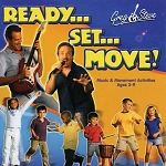 Ready, Set, Move! CD