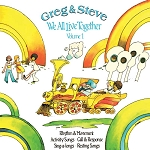 We All Live Together Vol. 1 CD