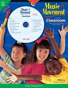 Music & Movement in the Classroom, Gr. PreK-K